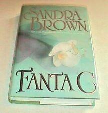 Fanta C by Sandra Brown (1992, Hardcover)