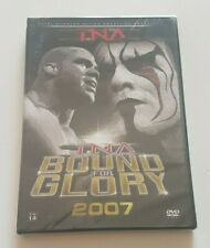 TNA Impact Wrestling Bound For Glory 2007 DVD