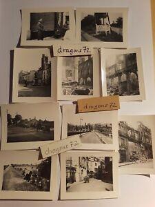 Fotos Westfront Belgien,France Sold.WH,Vormarsch Paris+Panzer+Kfz Pkw+mehr++orig