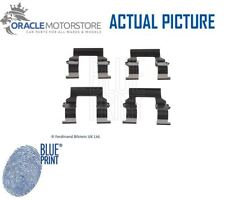 NEW BLUE PRINT REAR BRAKE PAD FITTING KIT GENUINE OE QUALITY ADC448604