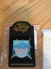 Disney Auctions Finding Nemo Bruce PINS LE 250 NEW only one on eBay DP00851