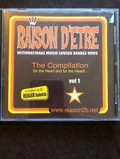 Raison d'Etre - The Compilation CD
