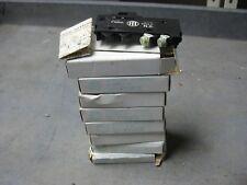 Lot of 8 ITE F10NOL auxiliary interlocks