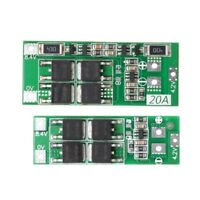 2S 20A 7.4V 8.4V Li-ion Lithium Battery 18650 Charger PCB BMS  Board Protection