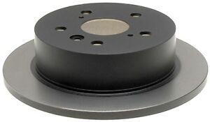 Disc Brake Rotor -ACDELCO 18A1604- DISC BRAKE ROTOR/HUB