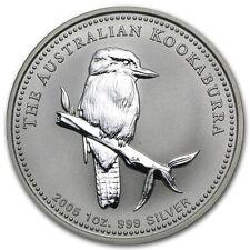 2005 1 oz Australian Silver Kookaburra (BU)