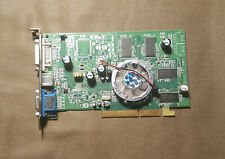 Radeon Sapphire 9550 vintage video card 256 MB for AGP slot
