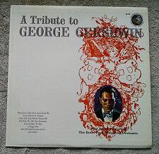 A Tribute To George Gershwin John Senati Bravo Pops Symphony Orchestra AK-158
