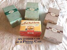 Lot of 5 Boxed Kiddie Car Classics Never Opened. Value $211.00 plus bonus