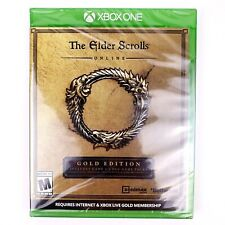 Xbox One The Elder Scrolls Online Gold Edition Video Game