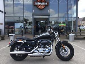 2018 Harley-Davidson SPORTSTER XL1200C CUSTOM XL1200C Solid Colour (18MY) Custom