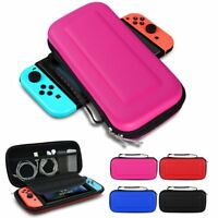Hard Carry Case Cover For Nintendo Switch Bag Accessories + Screen Protector UK