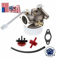 New Carburetor Kit For Tecumseh 3HP 2 Cycle Toro Sears Craftsman MTD Yardmachine