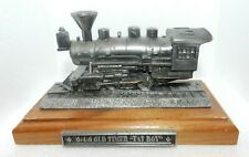 Pewter train 0-4-0 Old Timer Fat boy