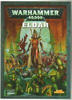ELDAR Codex Warhammer 40.000 40K Manuale ed. Games Workshop