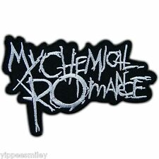 My Chemical Romance Sew Iron on Patch Embroidered Jacket Cap Shirt Vest #M0003