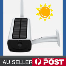 Wireless Solar Outdoor WiFi IP Camera 1080P HD Security Surveillance Audio CCTV