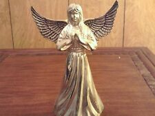 SILVER PLATED ANGEL CANDLE HOLDER BY INTERNATIONAL SILVER COMPANY