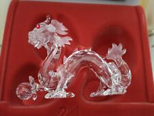 "Swarovski Crystal 1997 Annual Edition ""Fabulus Creatures"" The Dragon W/ Box"