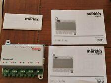 Marklin 60841 décodeur m84 neuf jamais servi