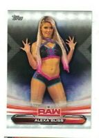 2019 Topps WWE Raw Complete Base Set (90) ALEXA BLISS/ RONDA ROUSEY  *QTY AVAIL*