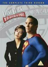 Lois and Clark The Adventures of Superman Season 3 DVD TV Series Region 2