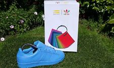 BNWB raro y genuino Adidas Superstar Pharrell Williams Supercolor entrenadores Reino Unido 6