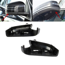 L+R Door Side Rear View Wing Mirror Lower Cover Trim Fit For BENZ GLE 15-19 GLS