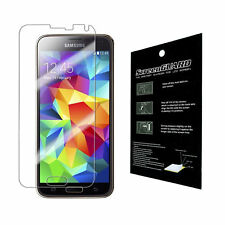 3 x CLEAR SCREENS PROTECTOR FOR SAMSUNG GALAXY S5 - RETAIL PACKAGE