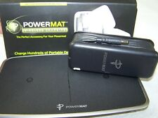 Powermat Charger Wireless Charging Station and Powercube Universal Receiver