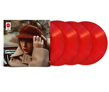 Taylor Swift - RED - Taylor's Version - Exclusive Vinyl,4LP - Ship On 11/12/2021