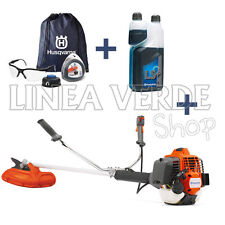 BRUSHCUTTER TRIMMER  HUSQVARNA 543RS +1 LITER OIL AND KIT WITH GLASSES T35 WARE