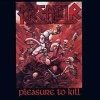 Kreator - Pleasure To Kill (2-lp Set) Nuovo LP
