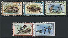 Turks and Caicos Islands 1993 Birds SG 1228-35 MNH