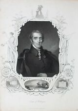 DUKE of Wellington Napoleone Waterloo Blücher Orden Great Britain Bonaparte