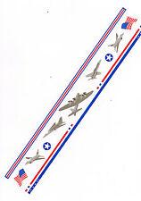 MRS GROSSMANS AIRFORCE DESIGN LINE STICKER BN