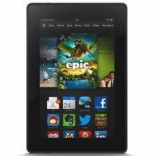 Amazon Kindle Fire HD7 3rd Gen 7 inch, 8GB, Wi-Fi, 2015 - Black
