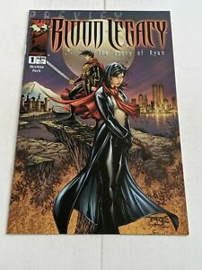 Blood Legacy The Story Of Ryan Preview Special #1 2000 Top Cow Image Comics