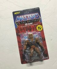 MASTERS OF THE UNIVERSE HE-MAN FIGURE MOC SUPER7 SUPER 7