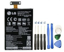 BRAND New BL T5 BL-T5 Replacement Battery For LG Nexus 4 E960 2100mAh With Tools