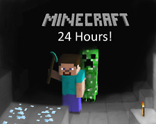 Minecraft Account for 24 Hours