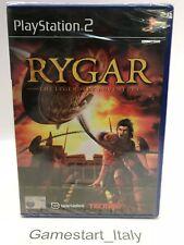 RYGAR THE LEGENDARY ADVENTURE - SONY PS2 - GIOCO NUOVO SIGILLATO - NEW PAL