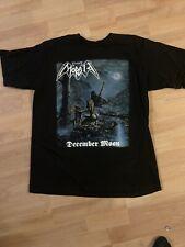 Morbid Mayhem December Moon Lords Of Chaos XL Dead Black Metal Vintage Rare