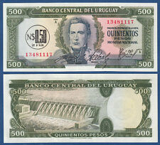 Uruguay 0,50 nuevo peso (1975) UNC p. 54