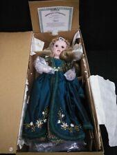 """The Ashton-Drake Galleries """"Rapunzel"""" Porcelain Doll"""