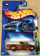 2004 Hot Wheels Treasure Hunts Super Smooth Limited Edition Rare #5 Of 12