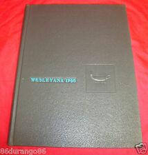 ILLINOIS WESLEYAN UNIVERSITY 1965 YEARBOOK BLOOMINGTON ILLINOIS