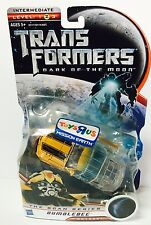 Transformers Movie 3 DOTM Dark of the Moon RARE Bumblebee Mechtech Scan Series