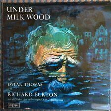 RG 21/22 Dylan Thomas / Under Milk Wood with Richard Burton / 2LP Set
