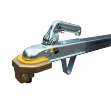 TRAILER & CARAVAN SECURITY ANTI-THEFT COUPLING HITCH LOCK, MAYPOLE MP9952✅ 50mm✅